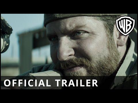 American Sniper trailers