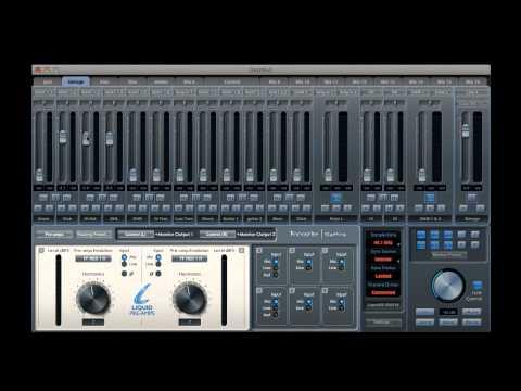 Focusrite // Saffire and Scarlett Mix Control Tutorial: Recording Venice