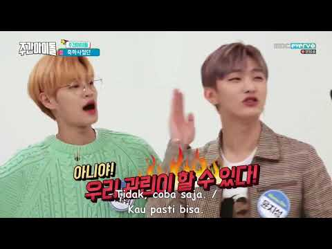 [INDO SUB]Weekly Idol Ep 350 Mp3