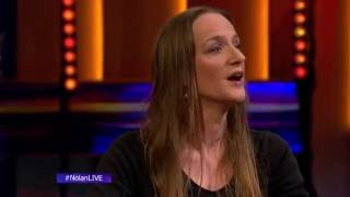 Kate Smurthwaite talks about Trump's sexism on The Nolan Show