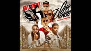 Dj Lobo Ft. Le Magic  Ozuna  Nengo Flow Y Zion y Lennox - One Dance (Latin Remix)