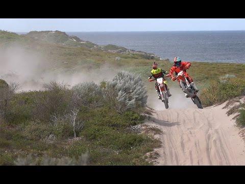 EXTREME TRANSITION - KTM 300EXC