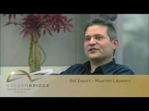 BEL'EXPORT – Winner Golden Bridge Trade & Export Award 2016