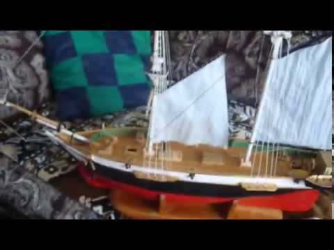 видео: Бригантина