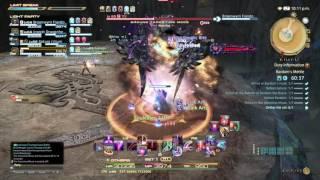 Final Fantasy Xiv Stormblood The Yol Mount Demonstration From