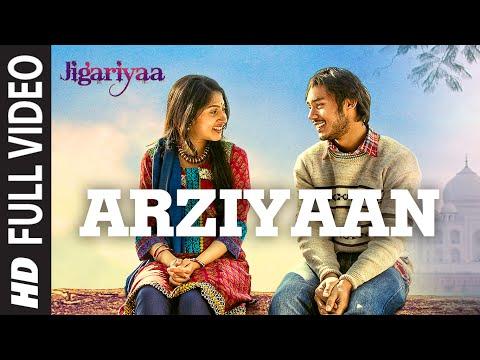 Arziyaan Full Video Song  Jigariyaa  Vikrant Bhartiya, Aishwarya Majmudar