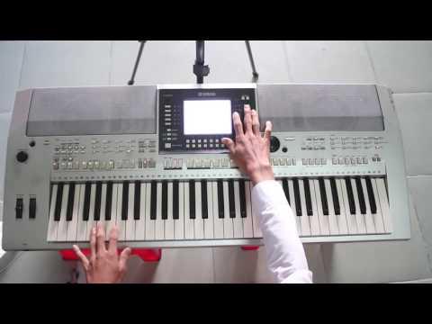 Update Yamaha PSR S710  Load Sample PSR S770
