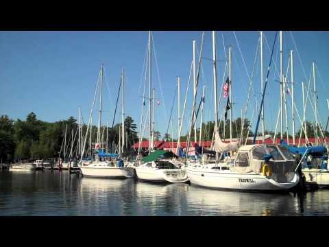 Smith Cove Boat Ride