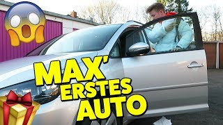7 Arten von Geschenken 🎁 Max bekommt ein AUTO zu Weihnachten?! 😱  TipTapTube😁Familienkanal 👨👩👦👦