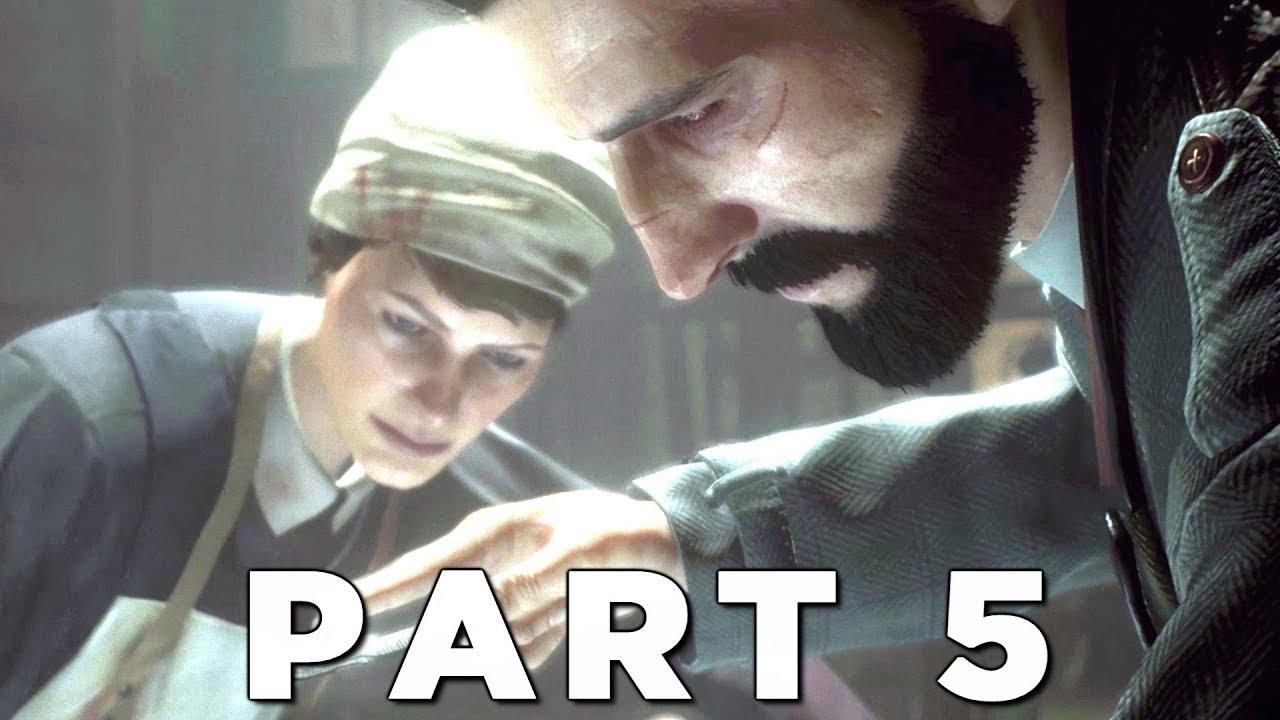 VAMPYR Walkthrough Gameplay Part 5 - SHEEN BROTHERS