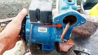 Ternyata ini Penyebab pompa air saya macet gak keluar airnya