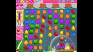 Candy Crush Saga - Level 1442 (3 star, No boosters)