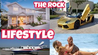 Dwayne Johnson (The Rock) Lifestyle, House, Car, jet, Family & Luxurious Lifestyle #The #Rock