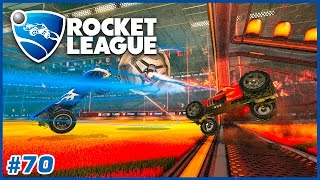 Direkleri dövdük I Rocket League Türkçe Multiplayer I 70. Bölüm