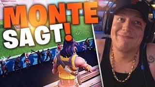 Monte sagt ... | Fortnite | SpontanBlack