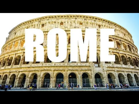 A Tour of ROME, ITALY: The Most Incredible City in Europe?