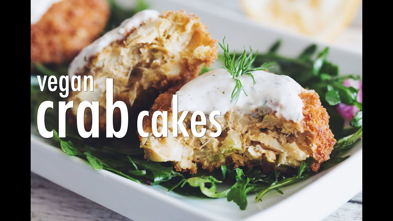 Vegan crab cakes hot for food youtube forumfinder Images
