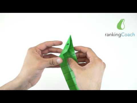 rankingCoach Origami Whistle