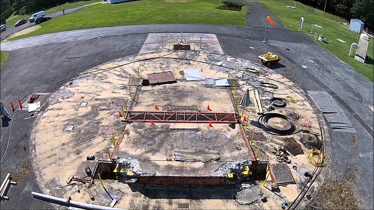 Aerial Champlain Site 1