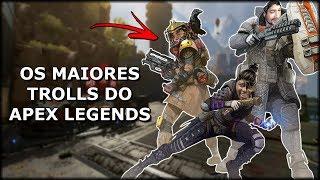 A VITÓRIA MAIS MALUCA DA HISTÓRIA - Apex Legends feat Dorindos e Henkou thumbnail