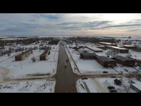 Eagle Butte, SD Mainstreet southbound
