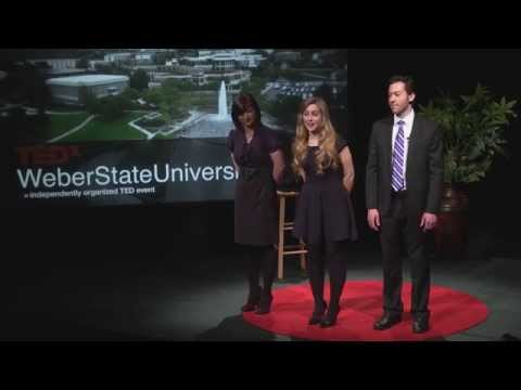The value of internships: The Olene S. Walker Institute Interns at TEDxWeberStateUniversity
