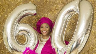 Mum's 60th Birthday Party// Naija Vlog