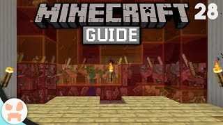 GOLD FARM V2 - Better Pigmen Farm! | The Minecraft Guide - Minecraft 1.14.2 Lets Play Episode 28