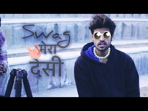 Swag Mera Desi Hai - Raftaar ! DEEPAK PICHI ! LIP SYNC/LIPSING !
