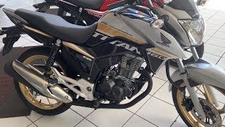 HONDA TITAN 160 E FAN 160