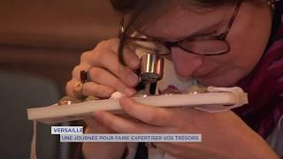 Versailles : une journée pour faire expertiser vos trésors