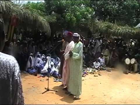 La Fete de Retrouvaille du Nintche a Bowounda (Sokode/Togo) 2008