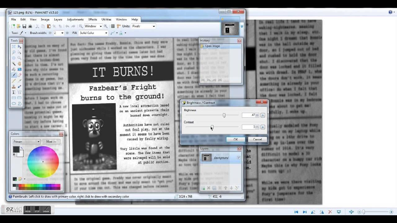 Not of ended brightend up newspaper and easter egg youtube