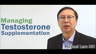 Managing Testosterone Supplementation