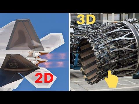 3D Thrust Vector Vs 2D Thrust Vector | What We Want In AMCA ?