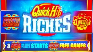 ++NEW Quick Hit Riches slot machine, DBG #1