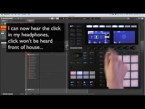 Maschine MK3 First Look Part 2: Editing Beats