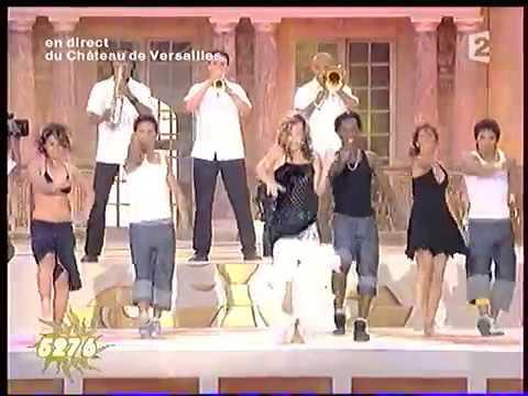 Lorie - Sur Un Air Latino (Live @ 24ème Fête De La Musique, 21/06/2005)