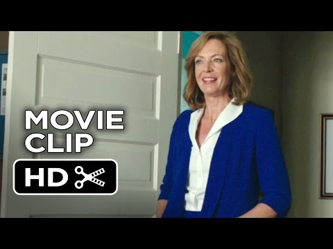 The DUFF Movie CLIP - Dottie Piper (2015) - Allison Janney, Mae Whitman Comedy HD