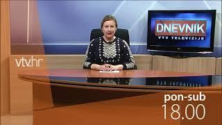 Vtv dnevnik najava 15. siječnja 2019.