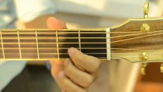 5 hợp âm guitar cơ bản - học chơi guitar trong 10 giờ