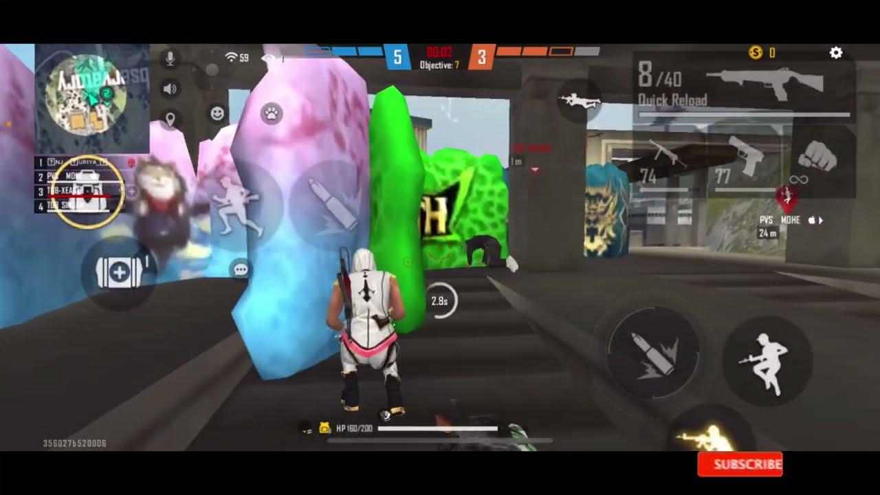 Free fire Dangerous Guild War || 4 vs 4 || I left TGB Guild? || Interguild Challenge || TGB SINGAM