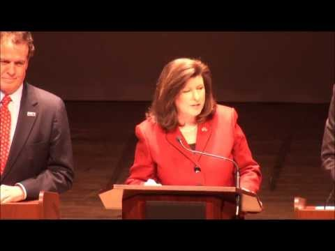 Georgia GOP  U.S. Senate Candidates 3rd Debate