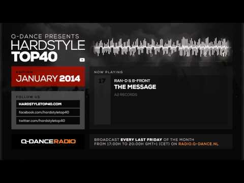 January 2014   Q-dance presents Hardstyle Top 40