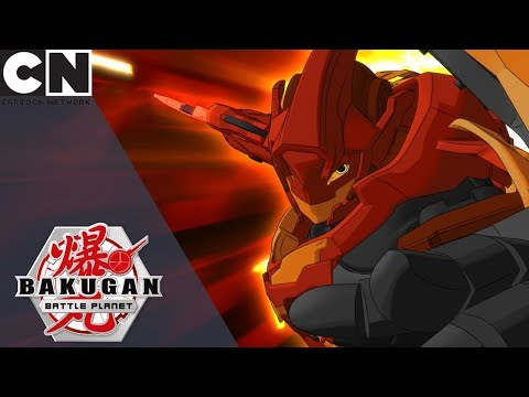 Bakugan: Battle Planet | The Awesome Ones Vs Cyndeous | Cartoon Network UK