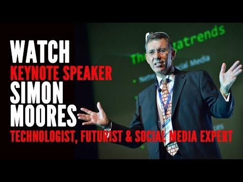 Simon Moores - Technologist, Futurist & Cyber Security Expert