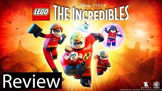 LEGO The Incredibles Xbox Gameplay Review