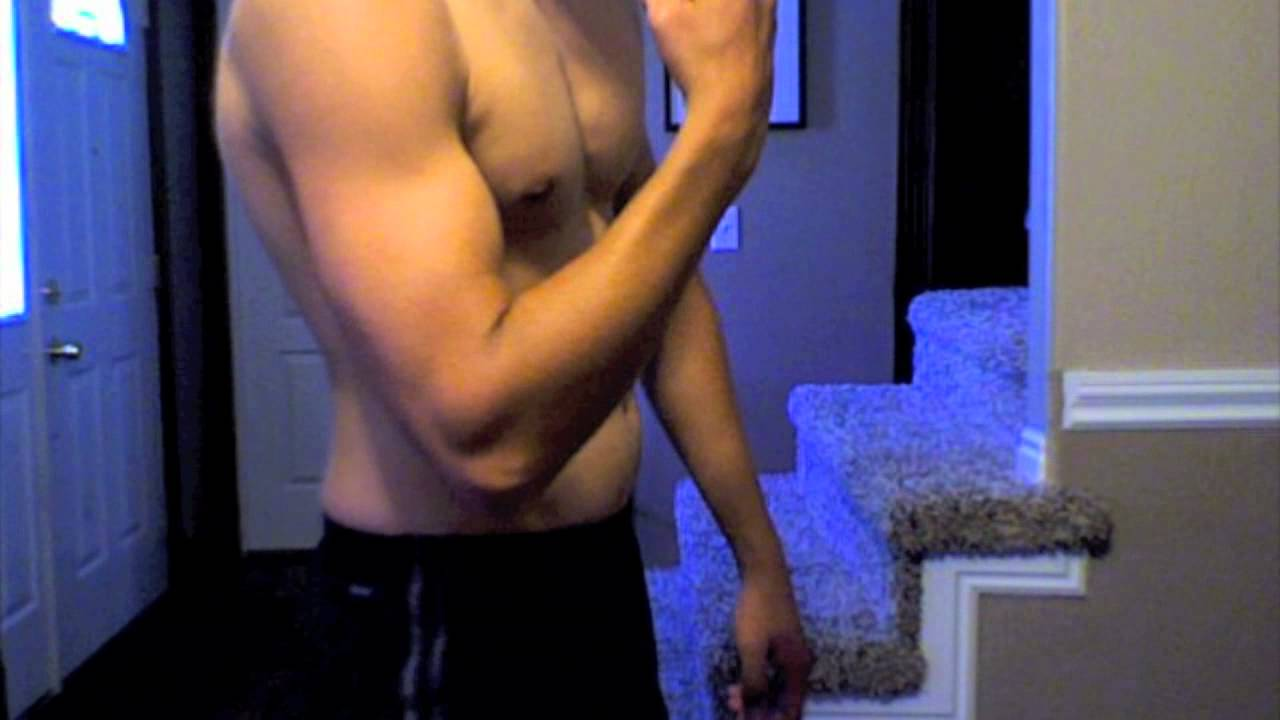 Creatine - Before and After - YouTube