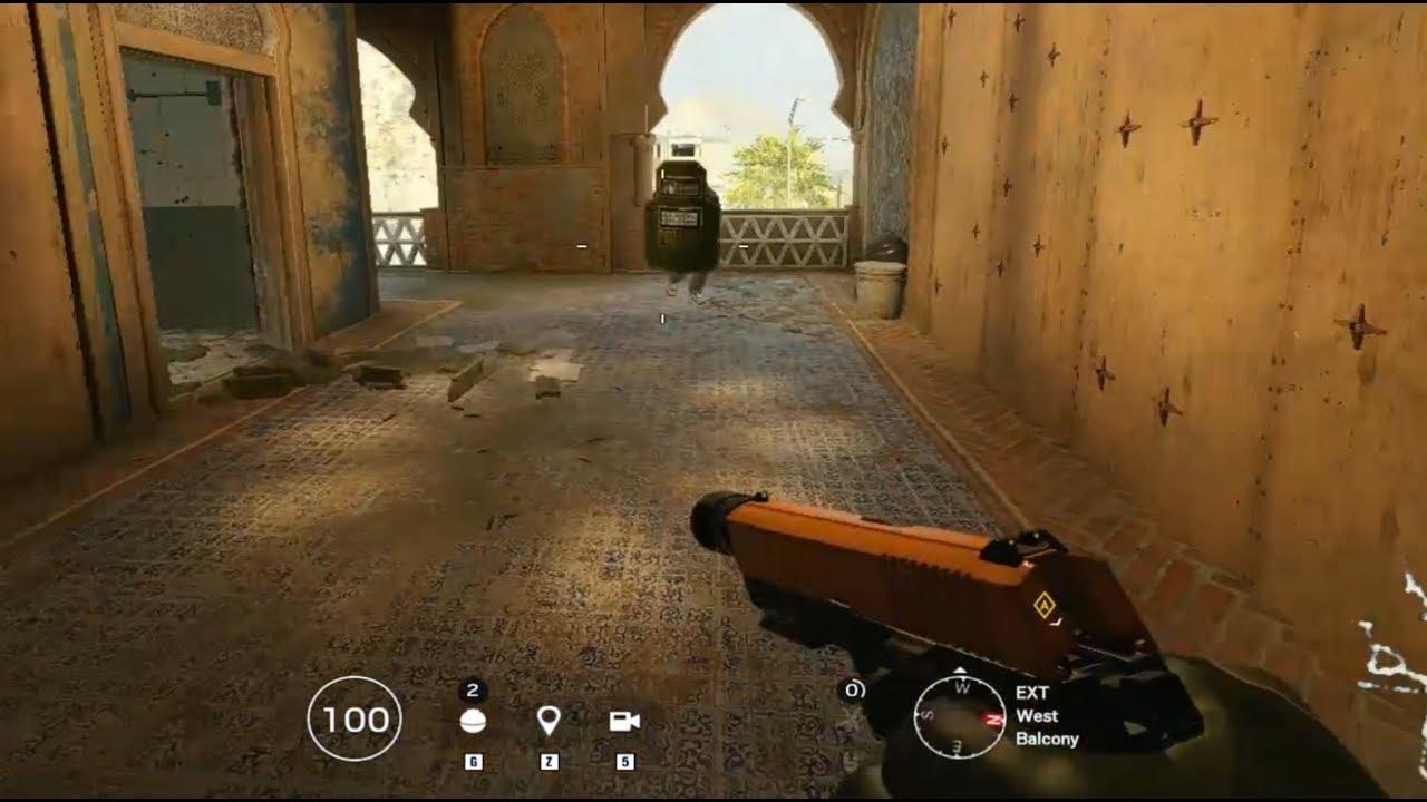A Siege Player's Worst Nightmare - Rainbow Six Siege