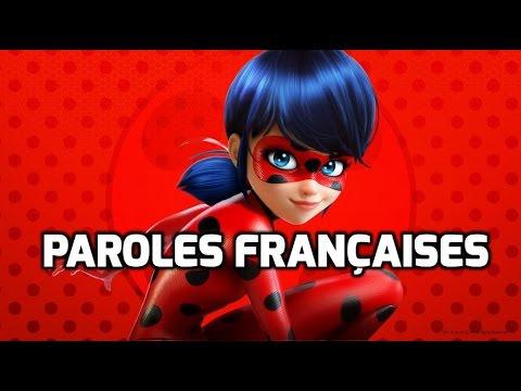 Miraculous Ladybug - Paroles (French Lyrics)